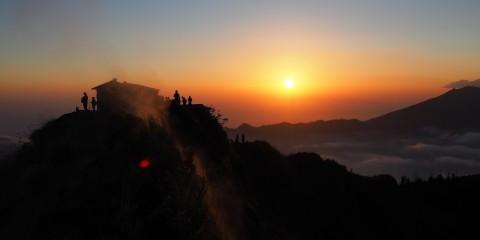 Vulkan Gunung Batur 12. – 13.10.2015