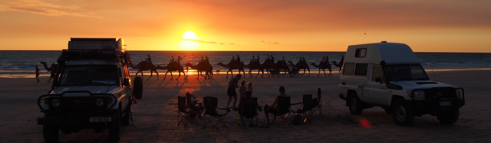 Broome 12. – 16. April 2016