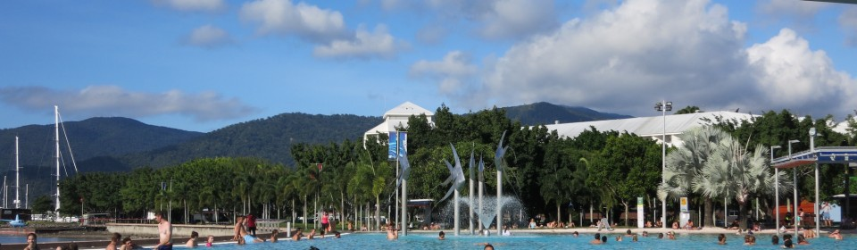 Cairns 28. Mai – 1. Juni 2016