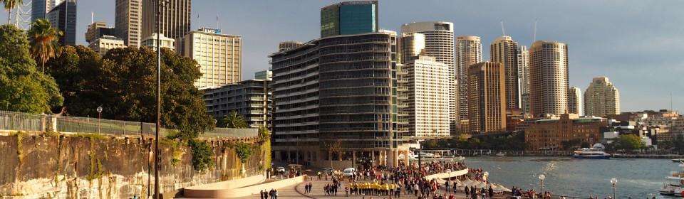 Sydney 24. – 30. Juni